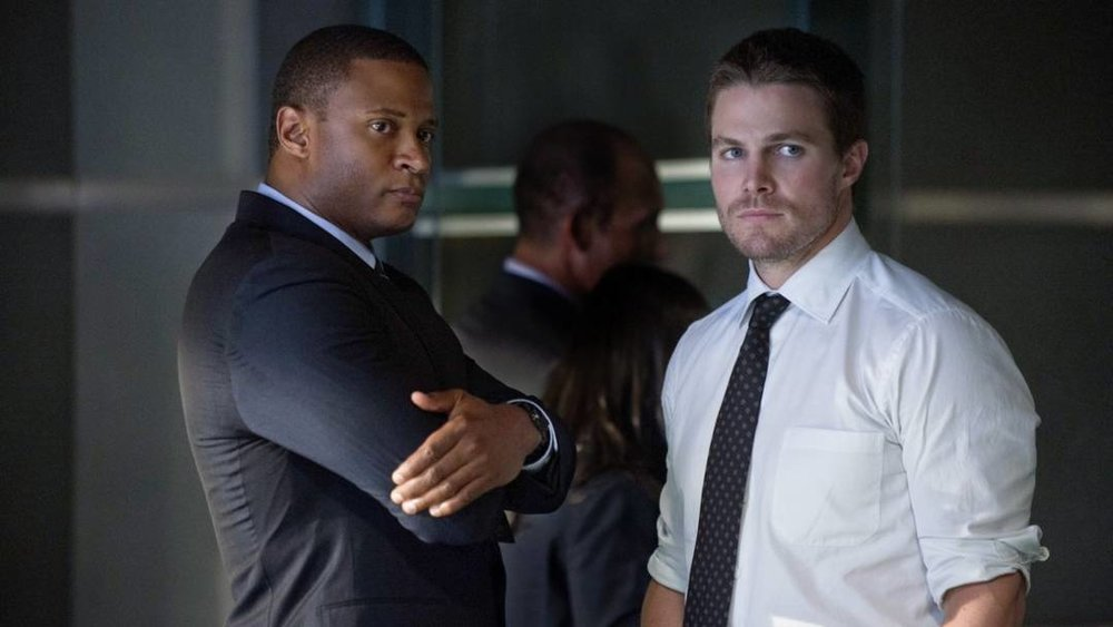 John-Diggle-Oliver-Queen-Arrow-Stephen-Amell