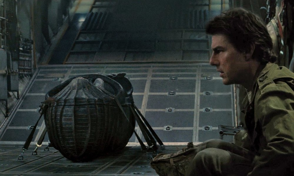 A man of zero morals … Tom Cruise in The Mummy. Photograph: Universal Pictures