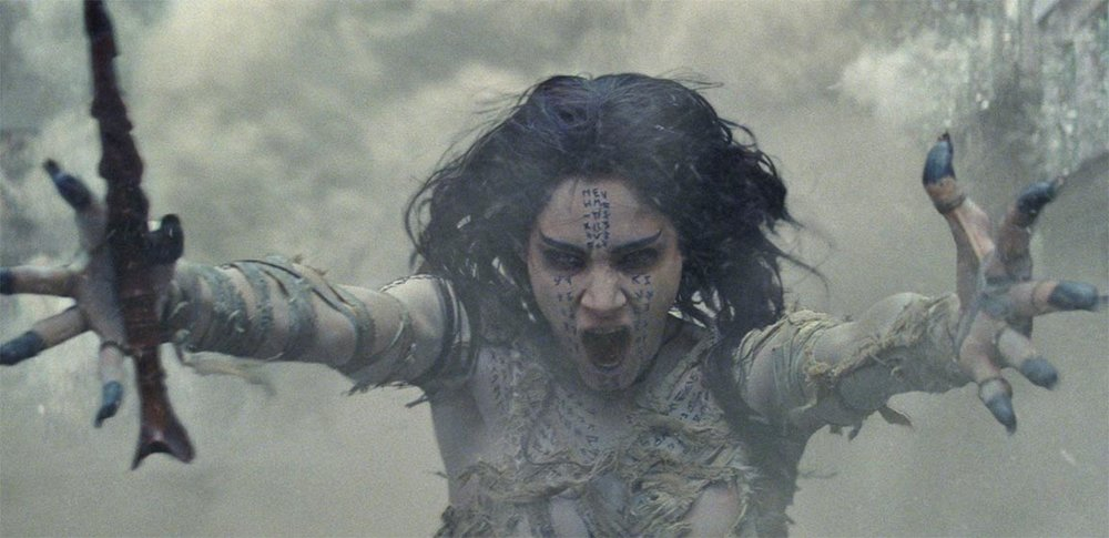 Undead creature … Sofia Boutella in The Mummy. Photograph: Universal Pictures