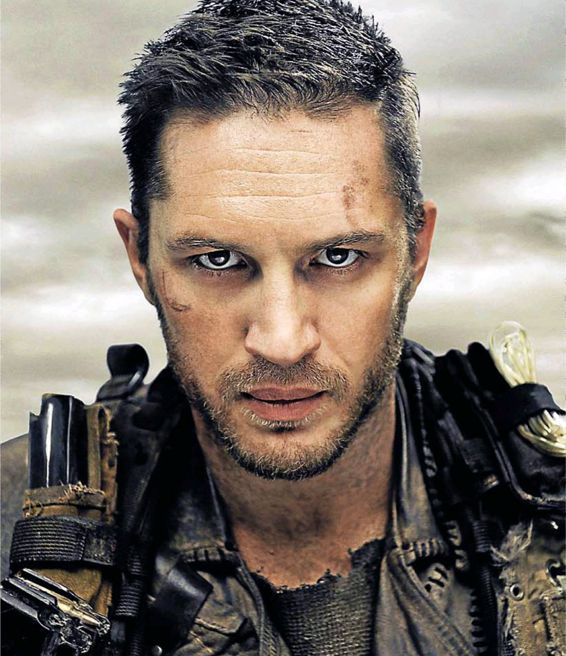 Tom Hardy recently starred in the BBC period thriller, Taboo