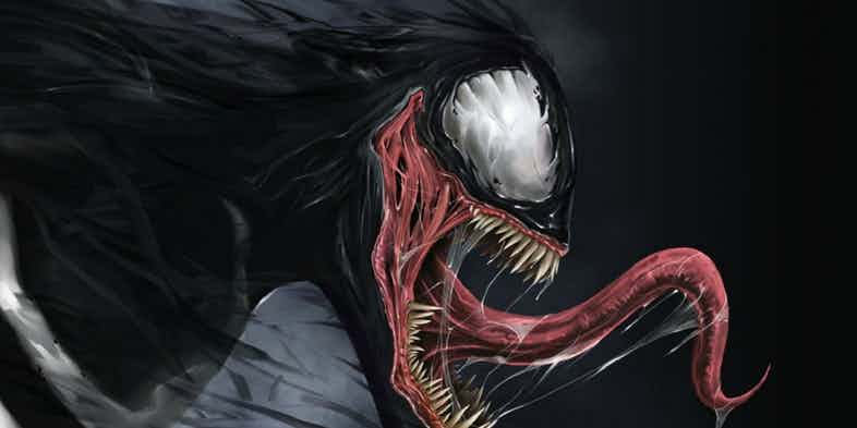 SONY: VENOM – OCTOBER 5, 2018