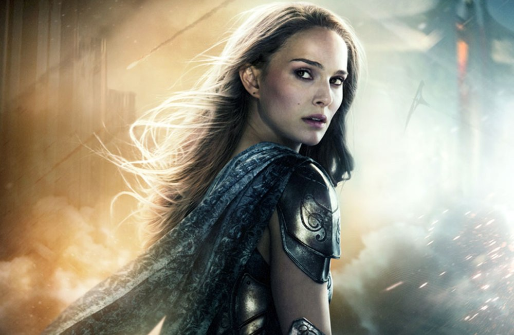 Thor: Ragnarok director Taika Waititi is (seemingly) hinting at the return of Natalie Portman's Jane Foster in the upcoming Marvel Cinematic Universe film. - Portman played the role of Foster in Thor and Thor: The Dark World, but only appeared via a picture in The Avengers and was thereafter mentioned in passing only during Avengers: Age of Ultron.