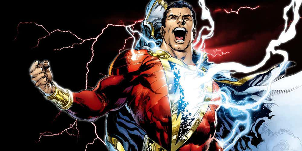 Following Dwayne Johnson's claim Armie Hammer should play Shazam in the upcoming DCEU movie, - fan art of the actor in-costume emerges