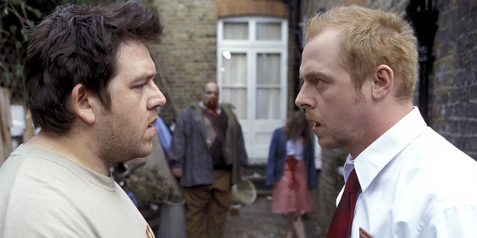 Simon Pegg and Nick Frost are teaming up again for a new genre project: a comedy-horror movie titled Slaughterhouse Rulez. - But there's a small catch ...