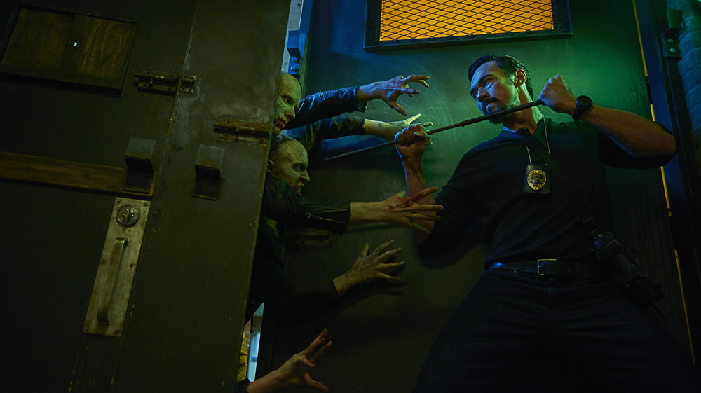 We're only 6 days away - from the hotly anticipated premiere of the fourth and final season of The Strain