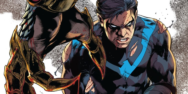 Nightwing Movie Actor Will Face 'Grueling' Action - The Nightwing movie may be a long way away, but the director is already promising fans a movie the hero deserves – and a star actor who can live up to the role.