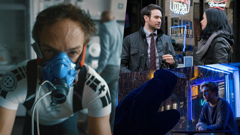 (Clockwise from left) Icarus, Marvel's The Defenders, and Death Note (Image: ndtv.com)