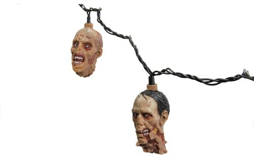 8. The Walking Dead String Lights - $33.818.