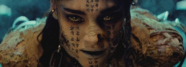 Rating: 6/10 - The Mummy (2017)