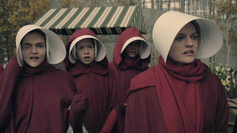The Handmaid's Tale Season 2 Hulu