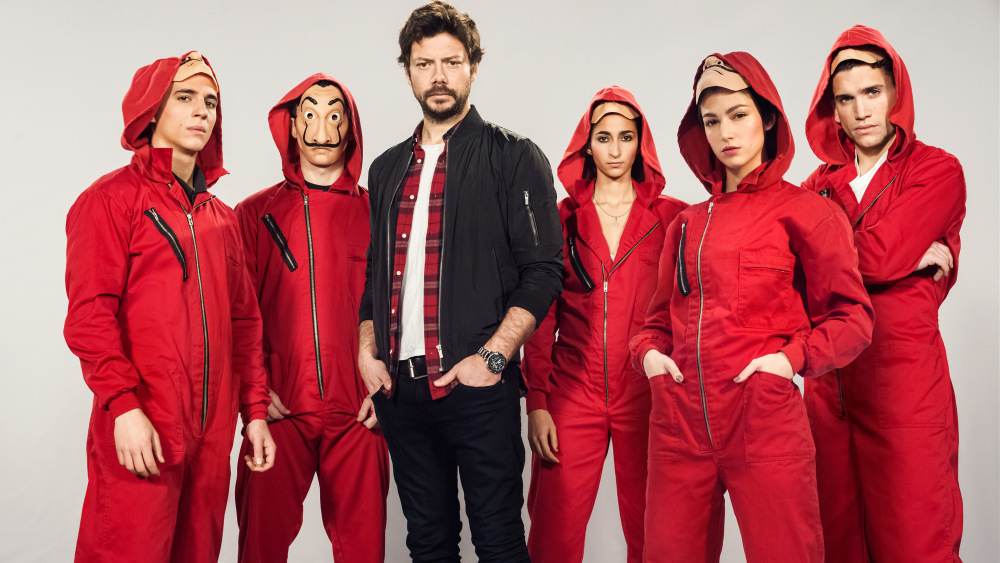 'La Casa de Papel' Renewed for Season 3