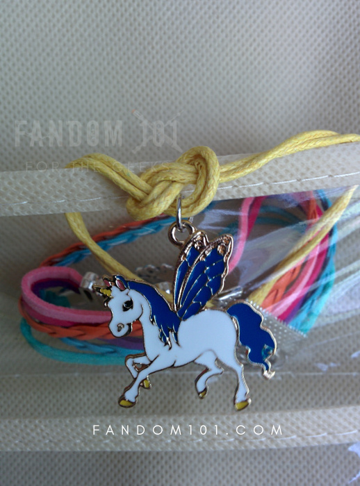 Boonix Unicorn Bracelet Review