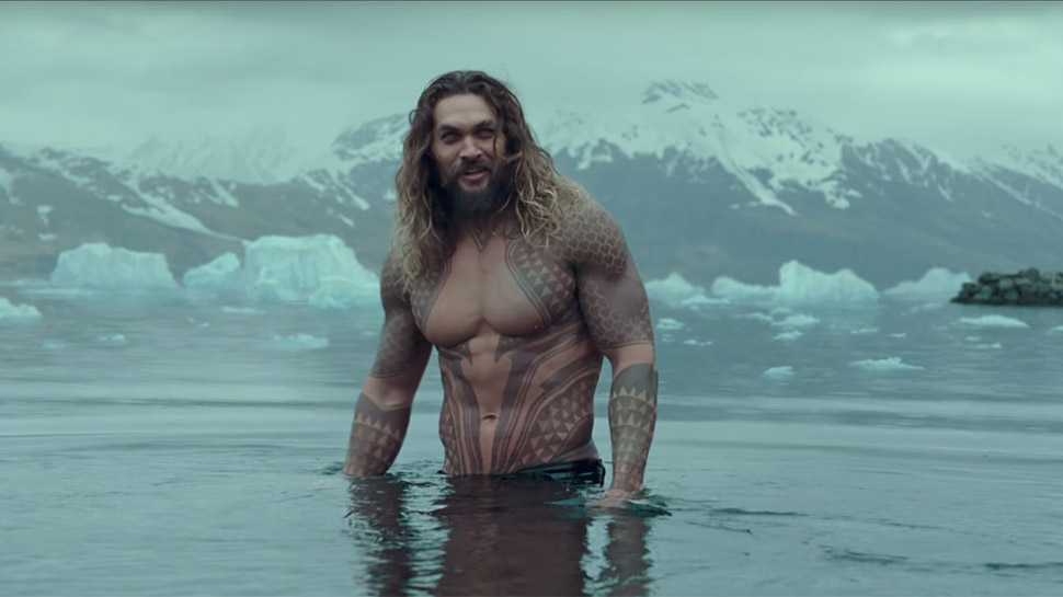 Jason Momoa Aquaman DCU