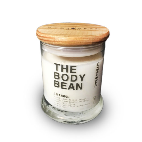 SOY CANDLES The Body Bean