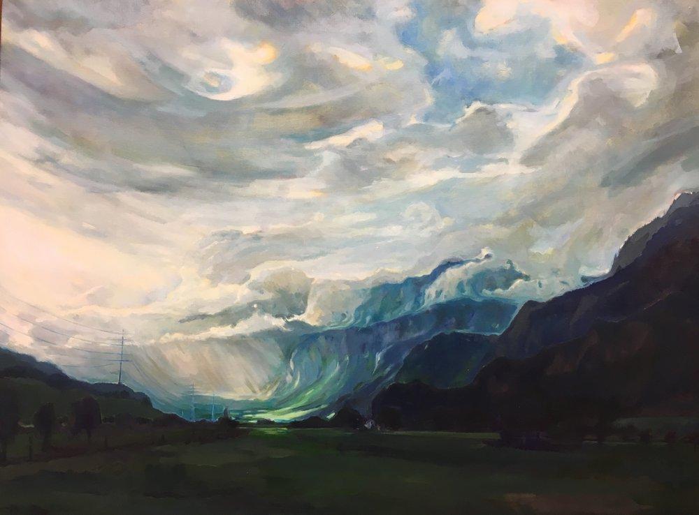 """""""Rüfi"""" Hochwiese, Switzerland"""