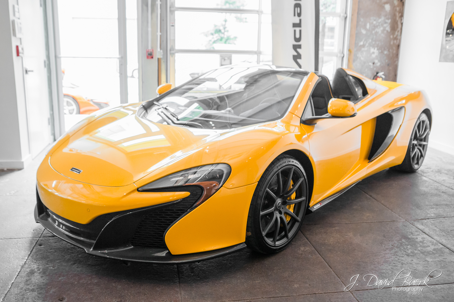 mclaren 570s — j. david buerk - photography
