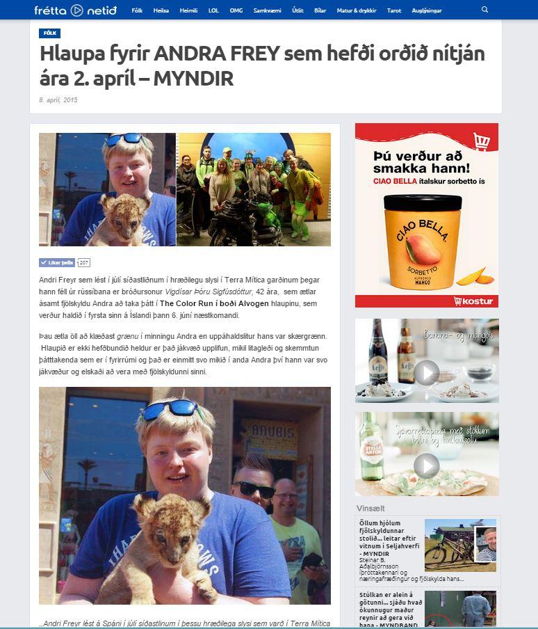 frettanetid Hlaupa fyrir Andra Frey.JPG
