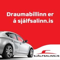 Sjálfsalinn.is    Mótun ásýndar og markaðsskilaboða fyrir nýjan vef bílaviðskipta.