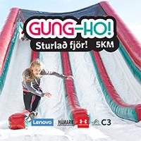 Gung-Ho!   Markaðs- og viðburðarstjórnun á stærsta hlaupi í heimi.