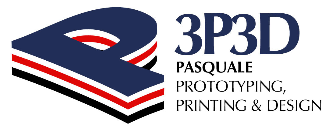 3P3D: Pasquale Prototyping, Printing & Design