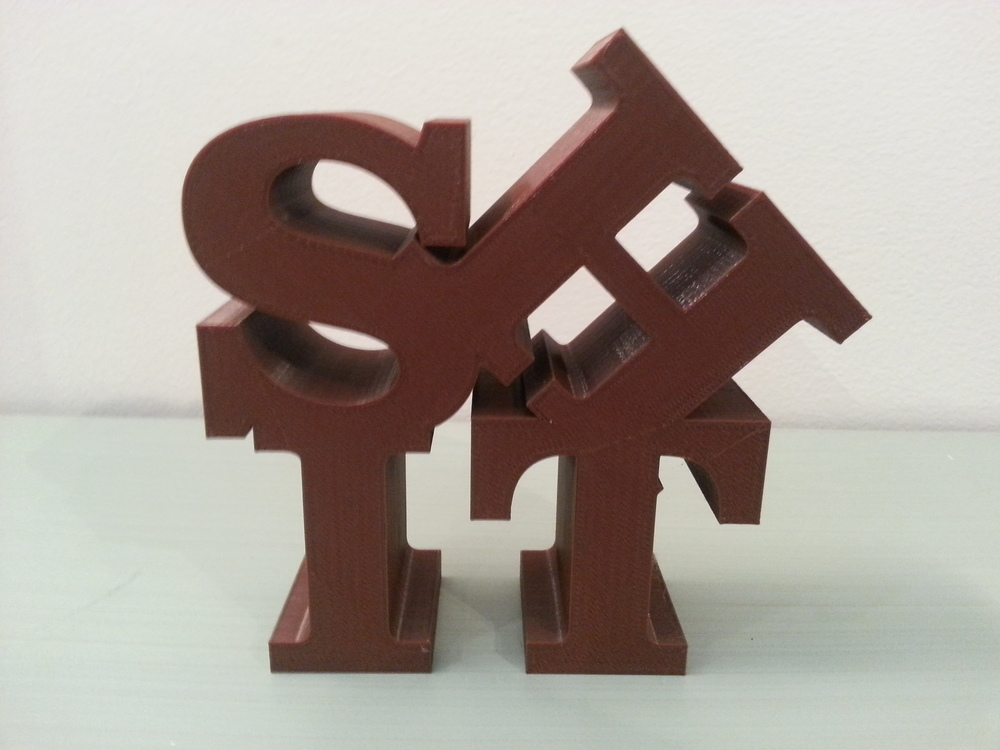 Word Sculpture