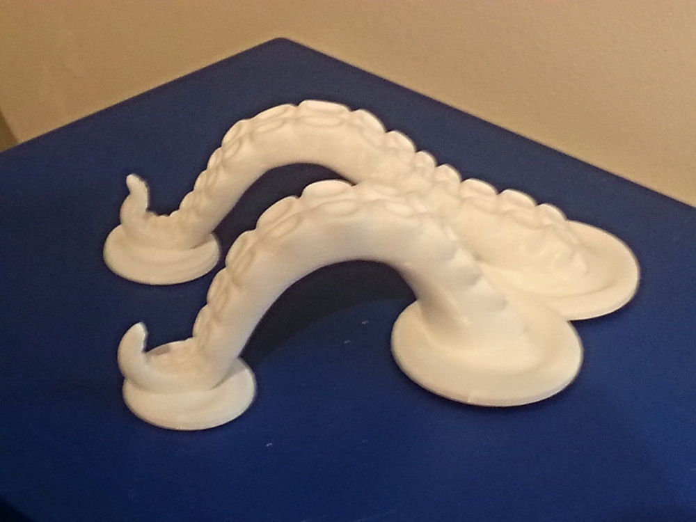 Tentacle Tablet Stand