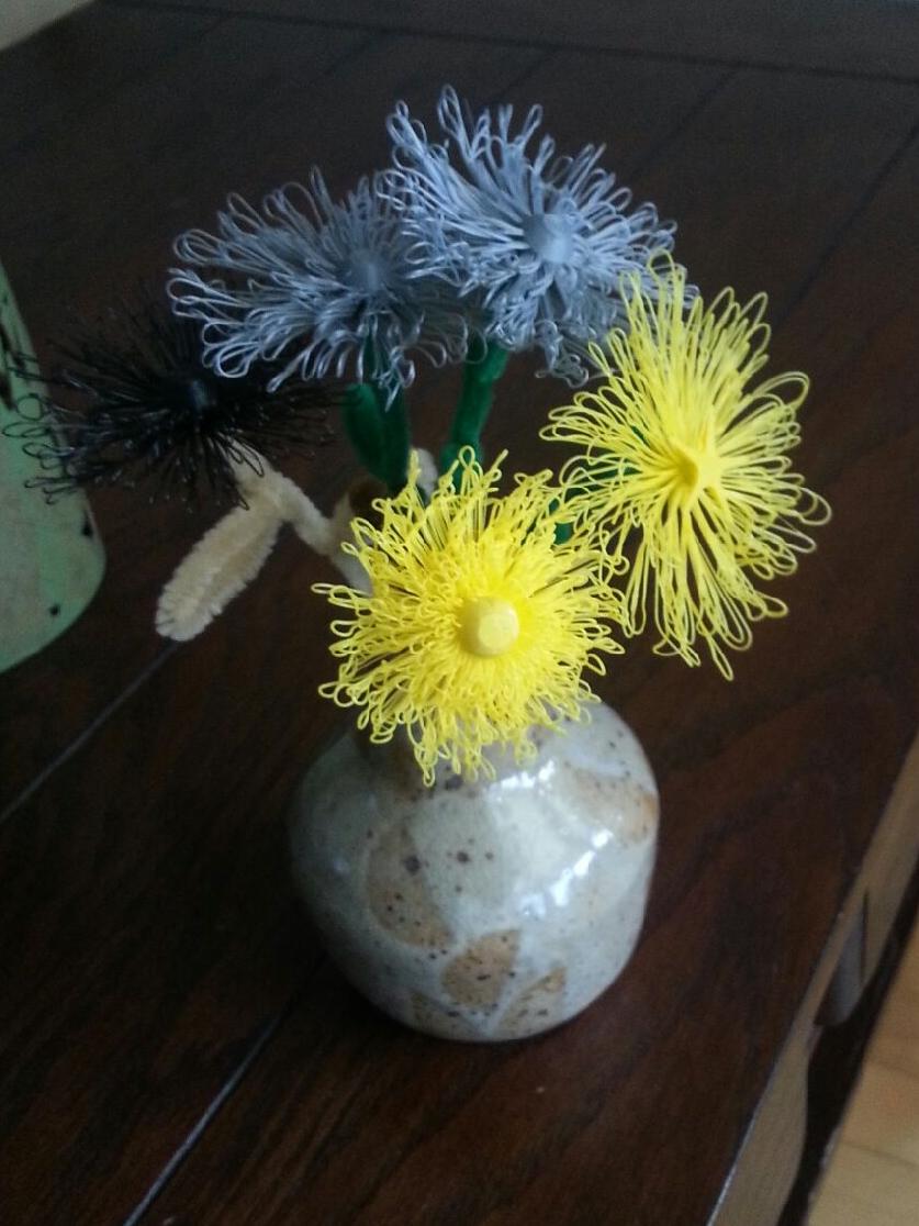 DroolLoop Flowers