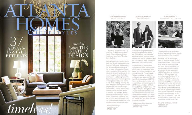 Melanie Davis Design Interior Press