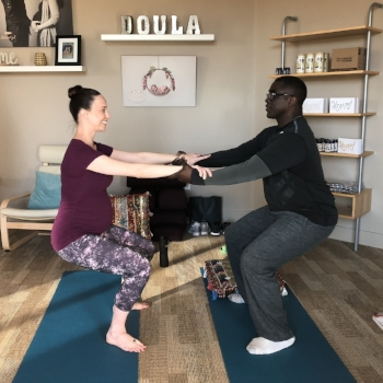 Partner Prenatal Yoga Las Vegas