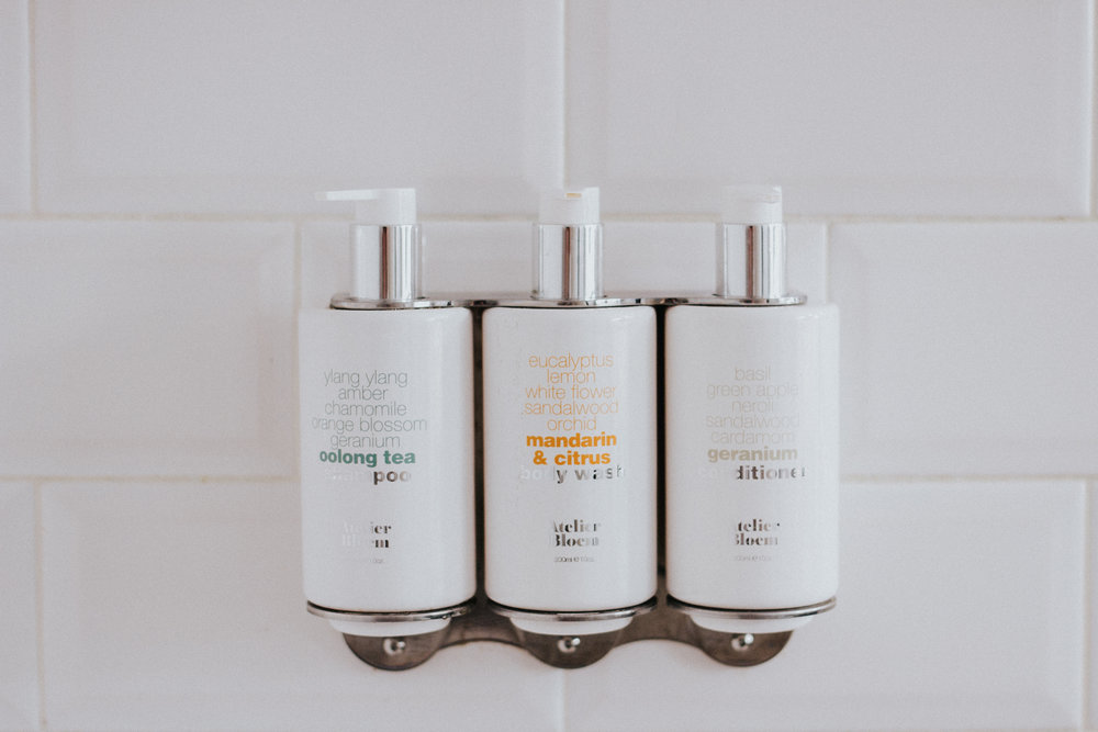 These were the most amazing smelling bath products!!! The brand is   atelier bloem ...  when my shampoo runs out I know what I'm getting next...definitely worth the money!