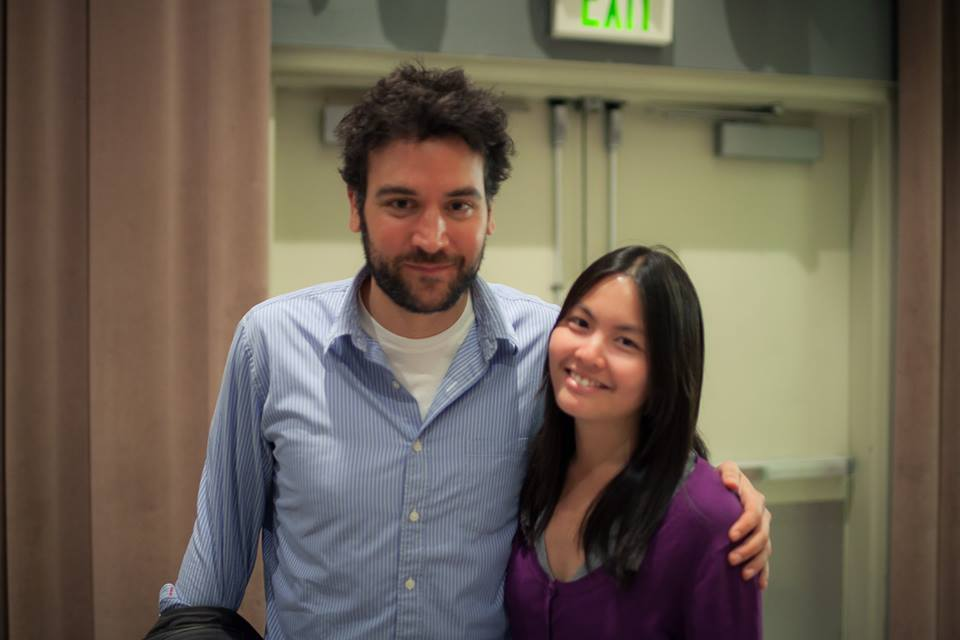 Ted Mosby From How I Met Your Mother Clarice Chan