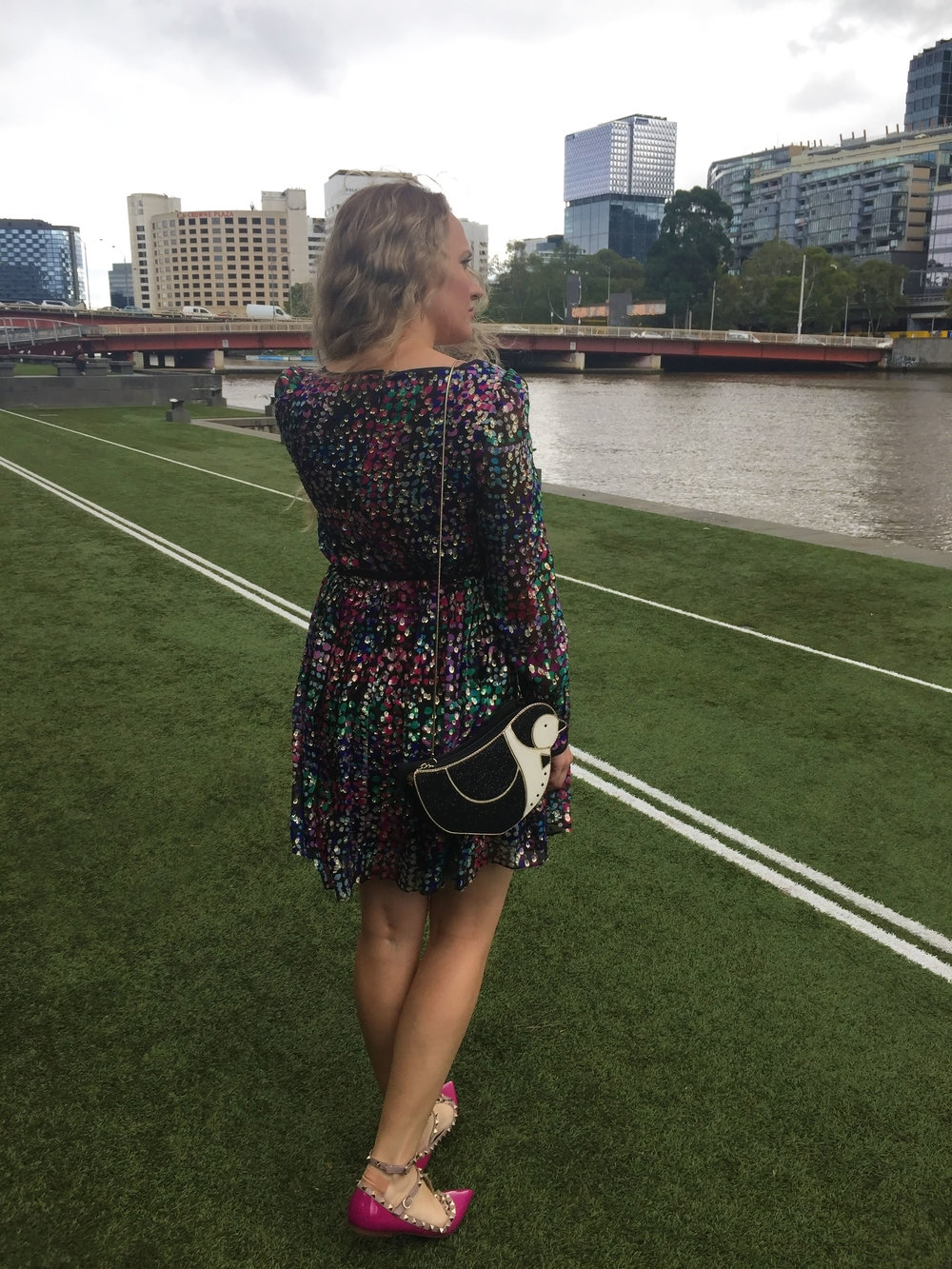 Kate Spade multicoloured dress