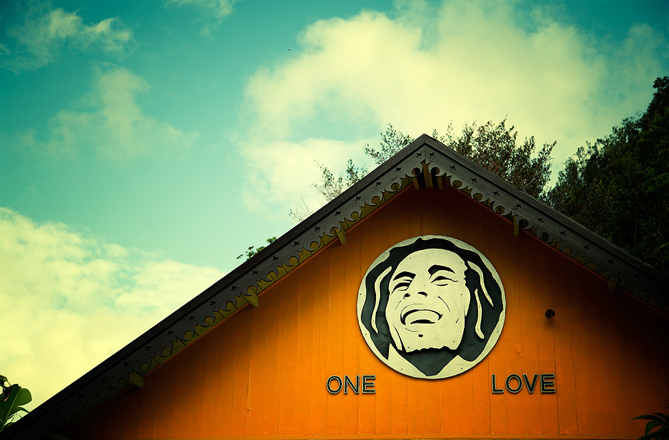 Bob Marley Land