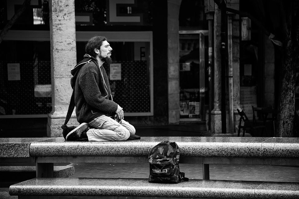 One Face of Occupy -blank-