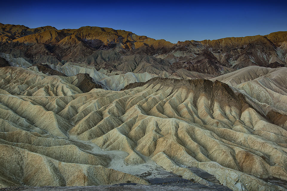 A Zabriskie Point Morning