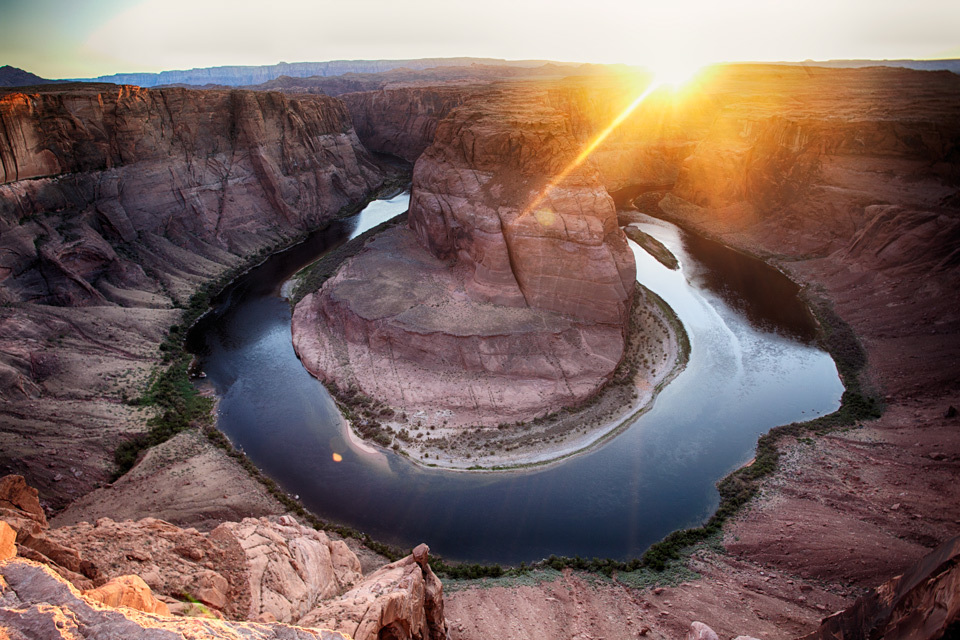 Bucket List - Horseshoe Bend