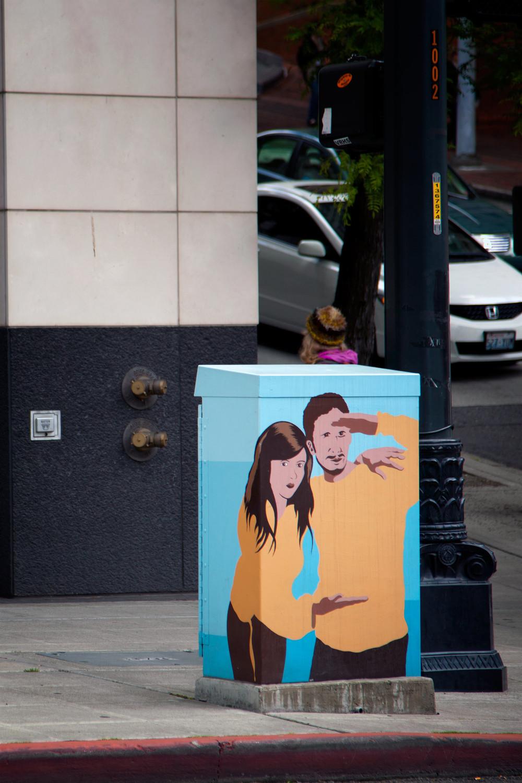 Seattle Street View