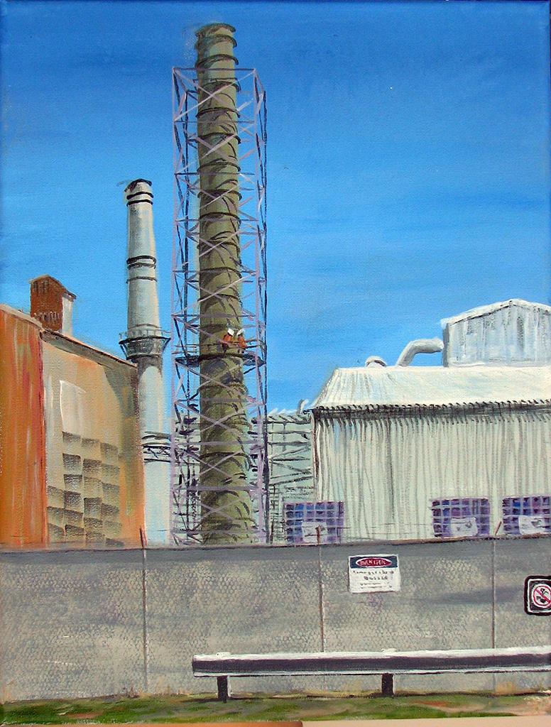 111207 Phosphate works chimney North Shore Helen Lythe.jpg
