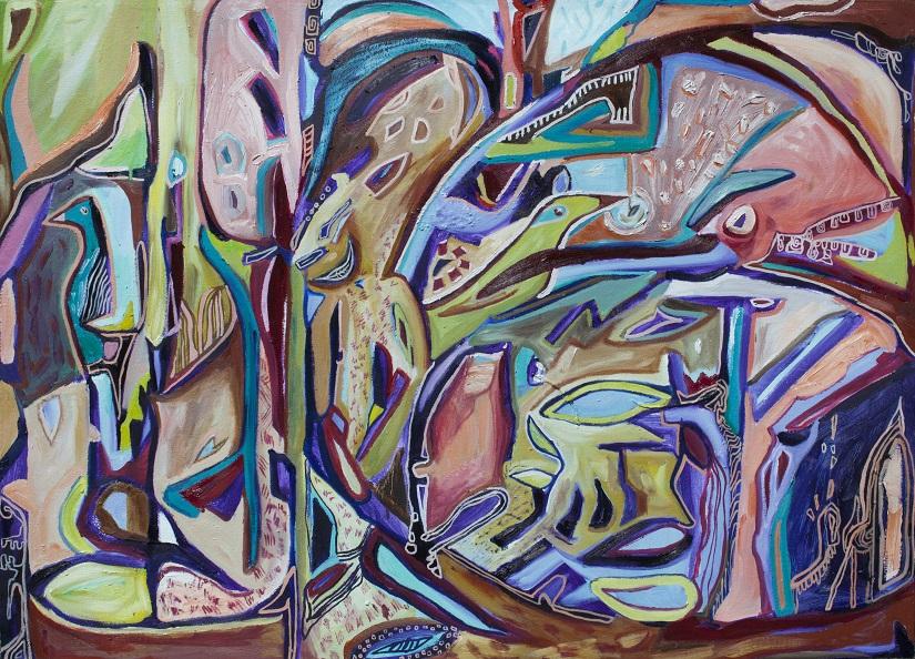 Artwork, Maria Richardson