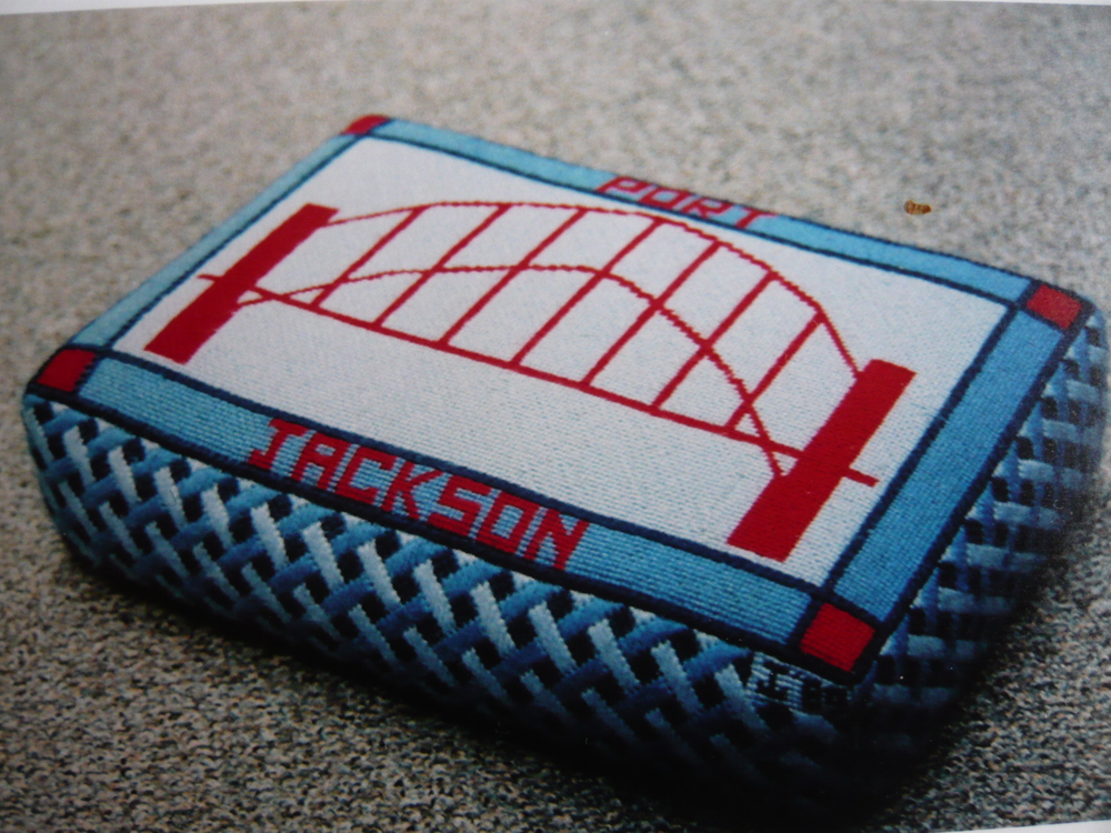 Port Jackson Kneeler