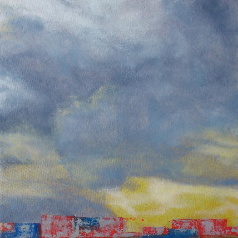 'Webdock Storm Cloud' Helen Martin