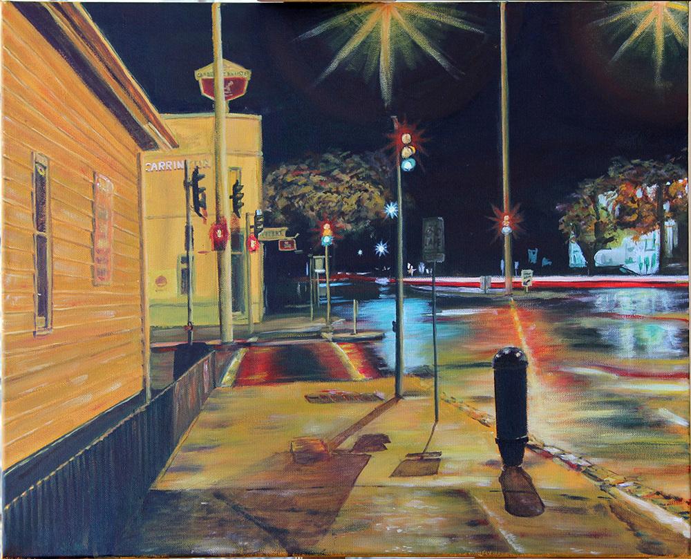 'Night Hotel' Helen Lyth