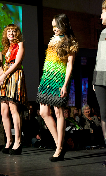 Kakapo  Designed by Jay McCarroll