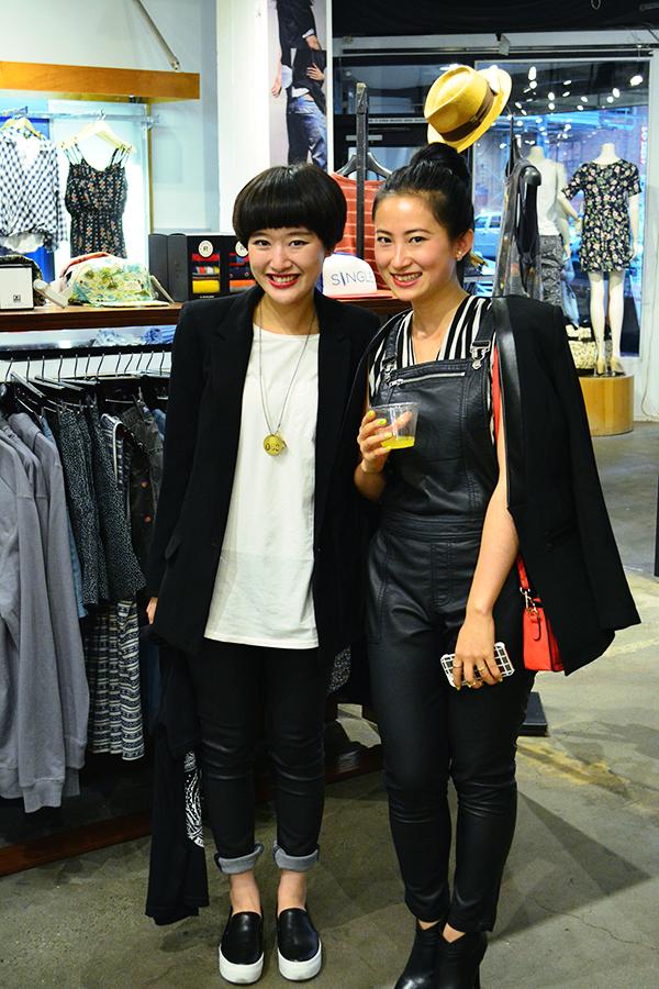 With L+C designer, Lusha
