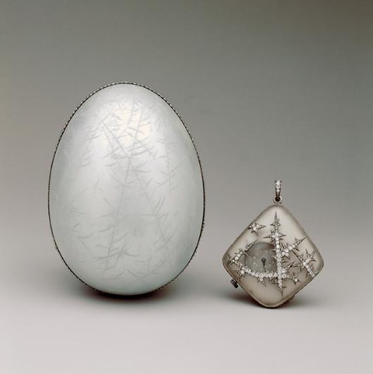 The Nobel Ice Egg, 1914
