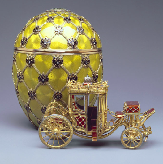 The Coronation Egg, 1897