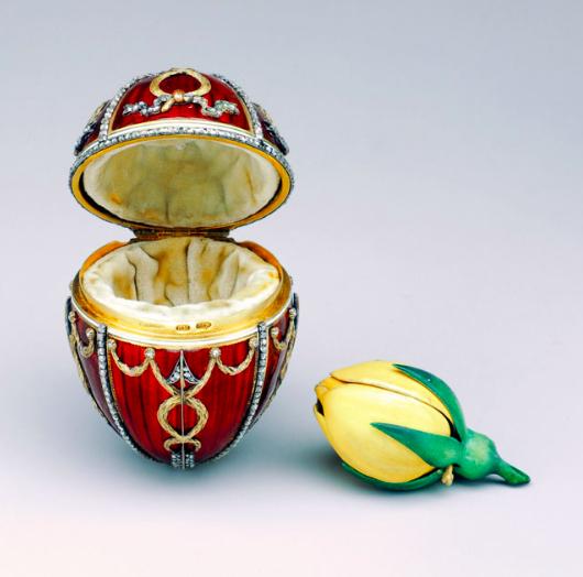 The Rosebud Egg, 1895