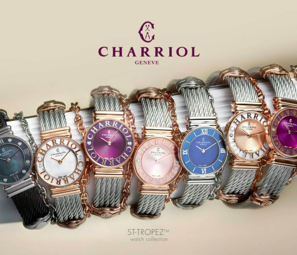 WATCHES  - VIEW & BUY THE ALEXANDRE, CELTICA, COLUMBUS, FOREVER,  ROTONDE & ST-TROPEZ COLLECTIONS