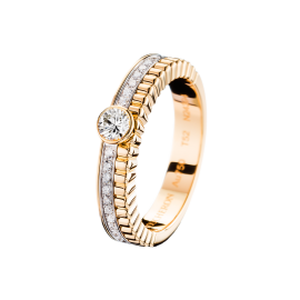 Quatre Radiant Edition with Diamond Solitaire