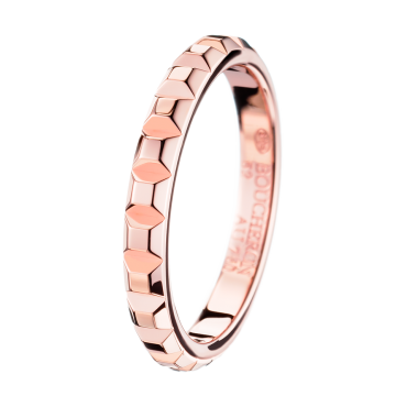 CLOU DE PARIS PINK GOLD WEDDING BAND - Band in pink gold